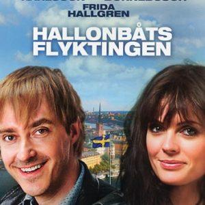Hallonbåtsflyktingen (DVD)