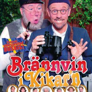 Stefan & Krister – Brännvin i kikarn (DVD)