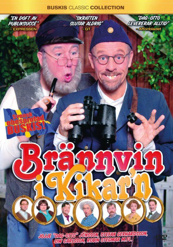 Stefan & Krister - Brännvin i kikarn (DVD)