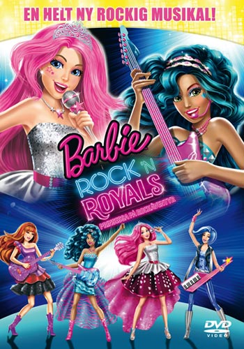 Barbie / Rock'n Royals (DVD)
