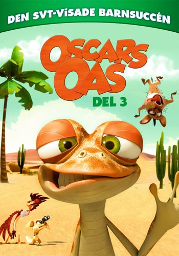 Oscars Oas Del 3 (DVD)