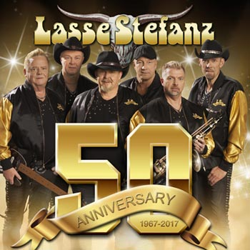 Lasse Stefanz -50th anniversary 1967-2017 (CD)