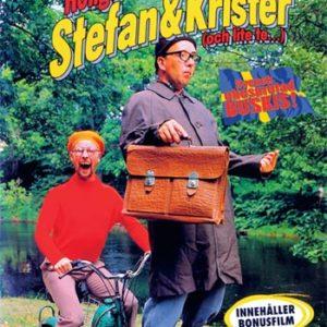 Stefan & Krister / Roliga timmen (DVD)