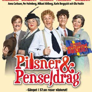 Pilsner & penseldrag (DVD)