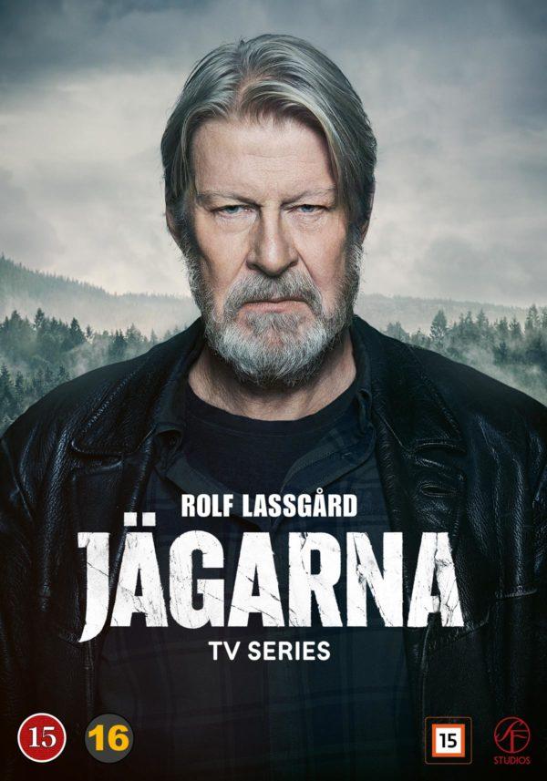 Jägarna - Serien (2dvd)(DVD)