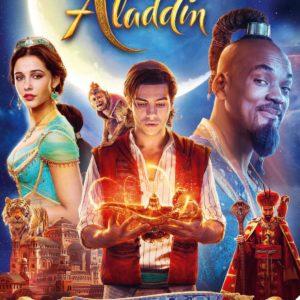 Aladdin (2019)(DVD)