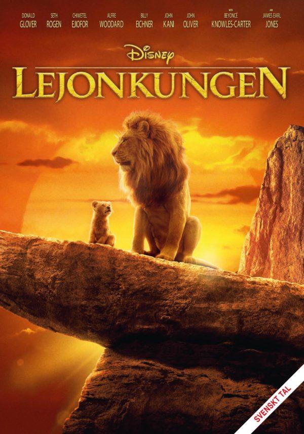 Lejonkungen (2019)(DVD)