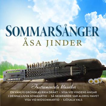 Jinder Åsa - Sommarsånger (CD)