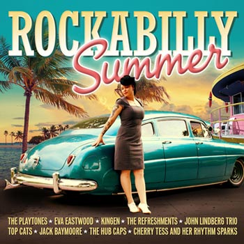 Rockabilly summer vol.1 (CD)