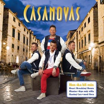 Casanovas - Hon skall bli min (CD)
