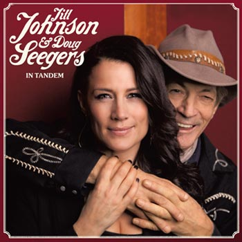 Jill Johnson & Seegers Doug - In tandem (CD)
