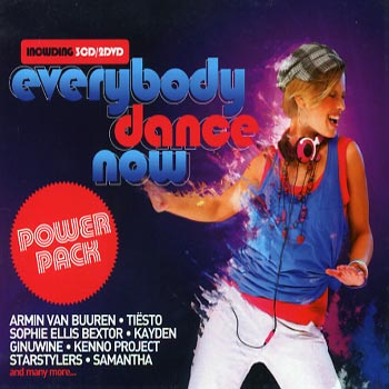 Everybody Dance Now Power Pack (3cd+2dvd)(CD/DVD)