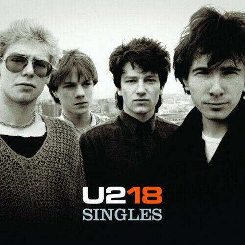 U2 - 18 singles (CD)