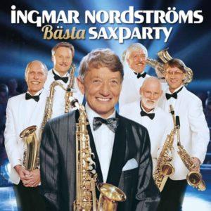 Ingmar Nordströms -Bästa saxparty 1977-2007 (CD)