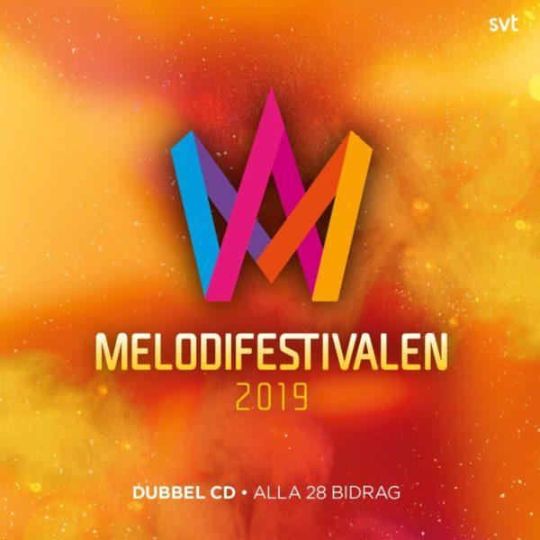 Melodifestivalen 2019 (2cd)(CD)