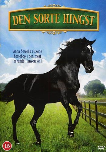 Den svarta hingsten (DVD)