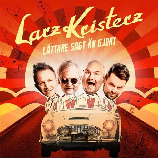 Lars-Kristerz -Lättare sagt än gjort (CD)