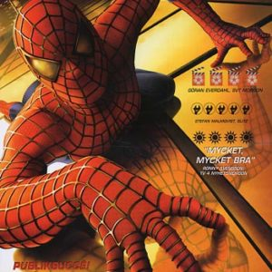 Spider-Man 1 (DVD)