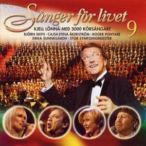 Sånger för livet 9 (2cd)(CD)