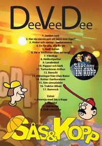 Sås & Kopp – DeeVeeDee(DVD)
