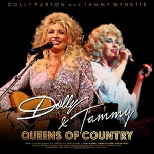 Parton Dolly/Tammy Wynette -Queens of country (Vinyl LP)