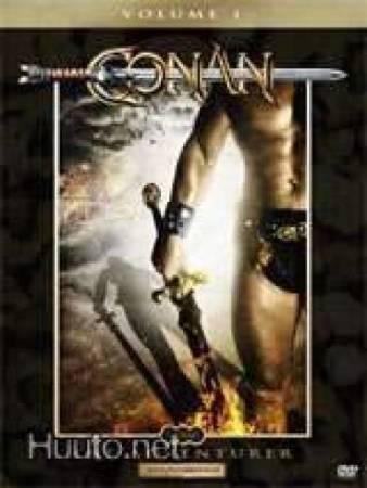 Conan Volym 1 (DVD)