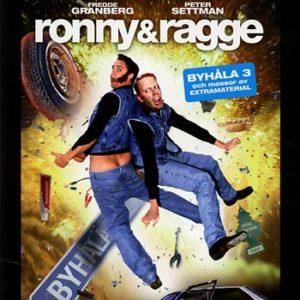 Ronny & Ragge / Byhåla 3 (DVD)