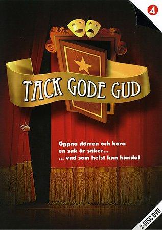 Tack Gode Gud Säsong 1 (2dvd)(DVD)
