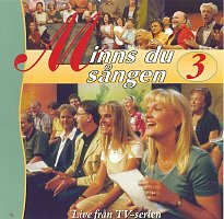 Minns du sången 3 (CD)