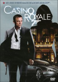 James Bond – Casino Royale (DVD)