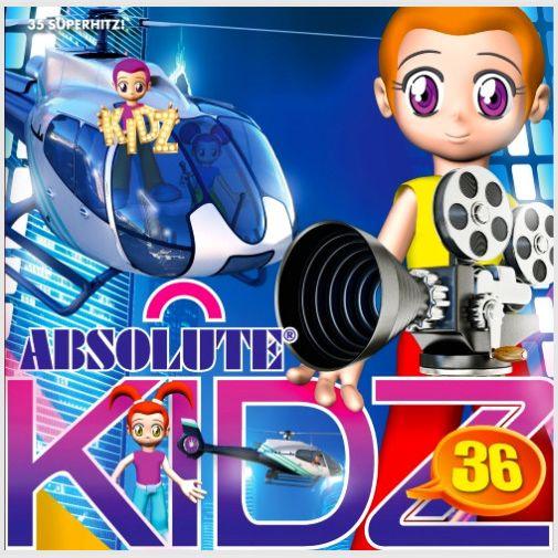 Absolute kids 36 (2cd)(CD)