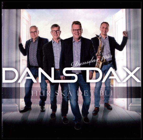 Dansdax - Hur ska det bli (Dansdax 10 år)(CD)
