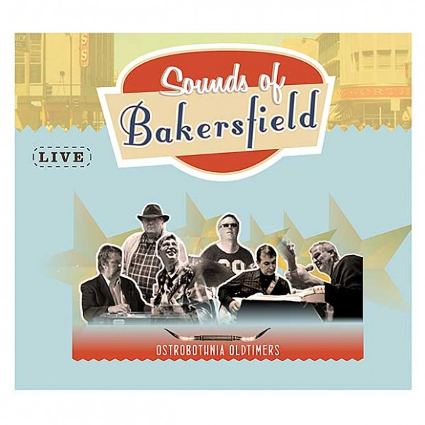 Sounds of Bakersfield (CD)