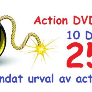 Action DVD-Bomb (10dvd)(DVD)