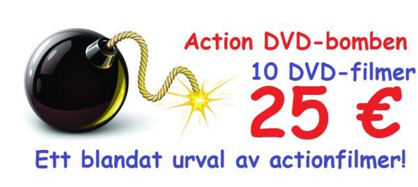 Action-DVD bomb (10dvd)(DVD)