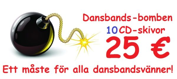 Dansbands Bomben (10cd)(CD)