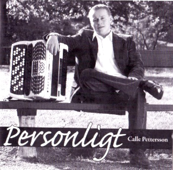 Pettersson Calle - Personligt (CD)