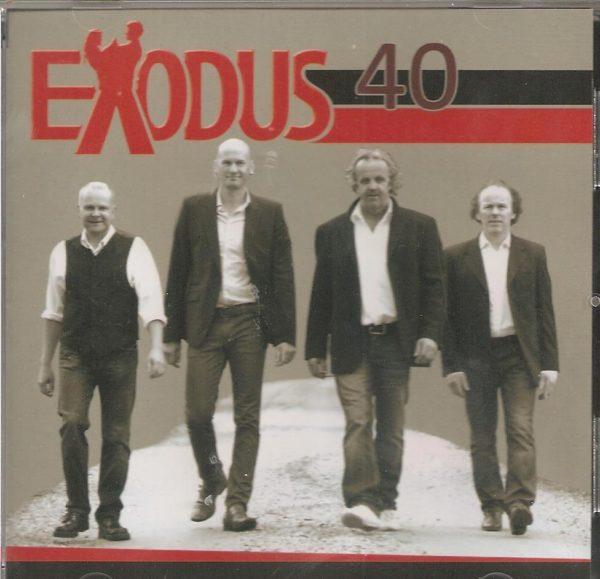 Exodus - 40 (CD)
