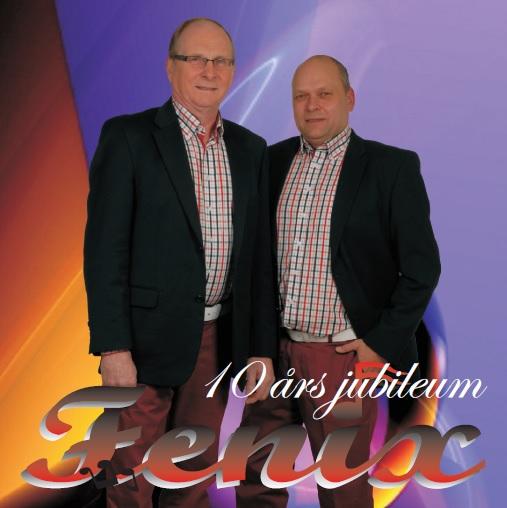 Fenix - 10 års jubileum (CD)