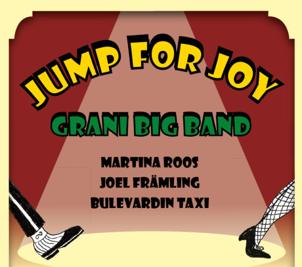 Grani Big Band - Jump for you(CD)