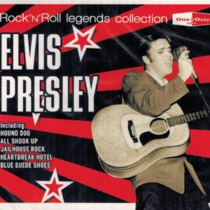 Presley Elvis – Rockn roll Legends (26låtar)(CD)