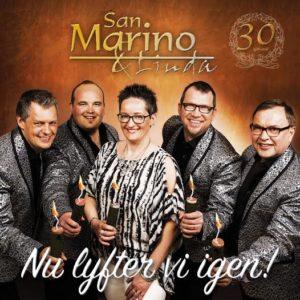 San Marino & Linda – Nu lyfter vi igen (CD)