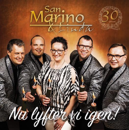 San Marino & Linda - Nu lyfter vi igen (CD)