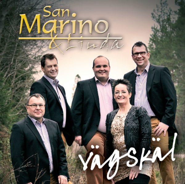 San Marino & Linda - Vägskäl (CD)