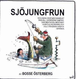 Österberg Bosse - Sjöjungfrun (CD)