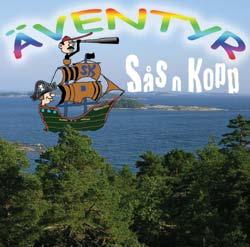 Sås och Kopp – Äventyr (CD)