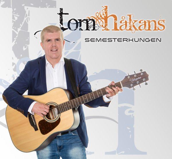 Håkans Tom -Semesterkungen (CD)