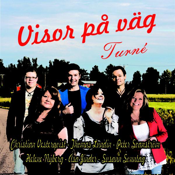 Visor på väg turne  (CD)