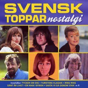 Svensktoppar Nostalgi (CD)