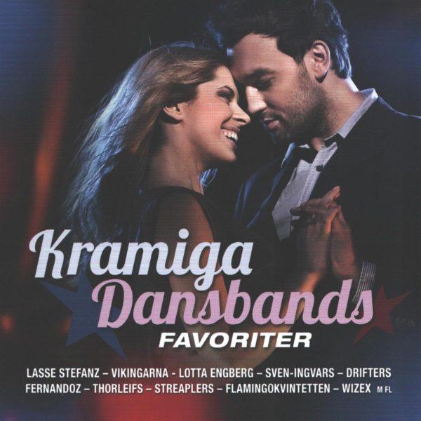 Kramiga Dansbandsfavoriter (CD)